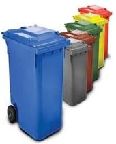 contenedor de basura 360 litros
