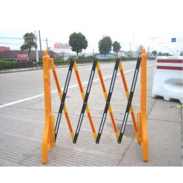 Barrera seguridad expandible amarillo negro saveline - Barrera de seguridad ...