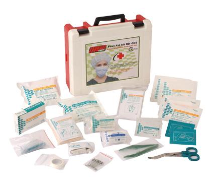 Botiquin primeros auxilios ABS  personas