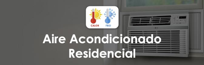 Equipos Aire Acondicionado Residencial