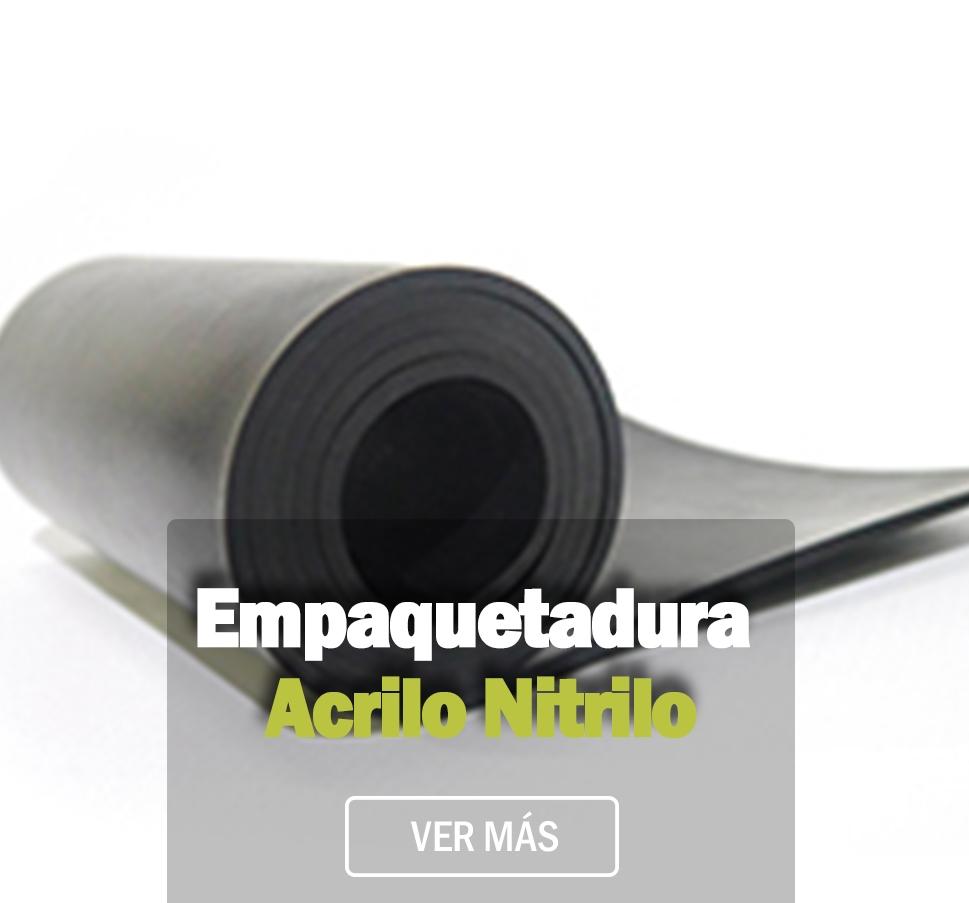 Empaquetadura Acrilo Nitrilo