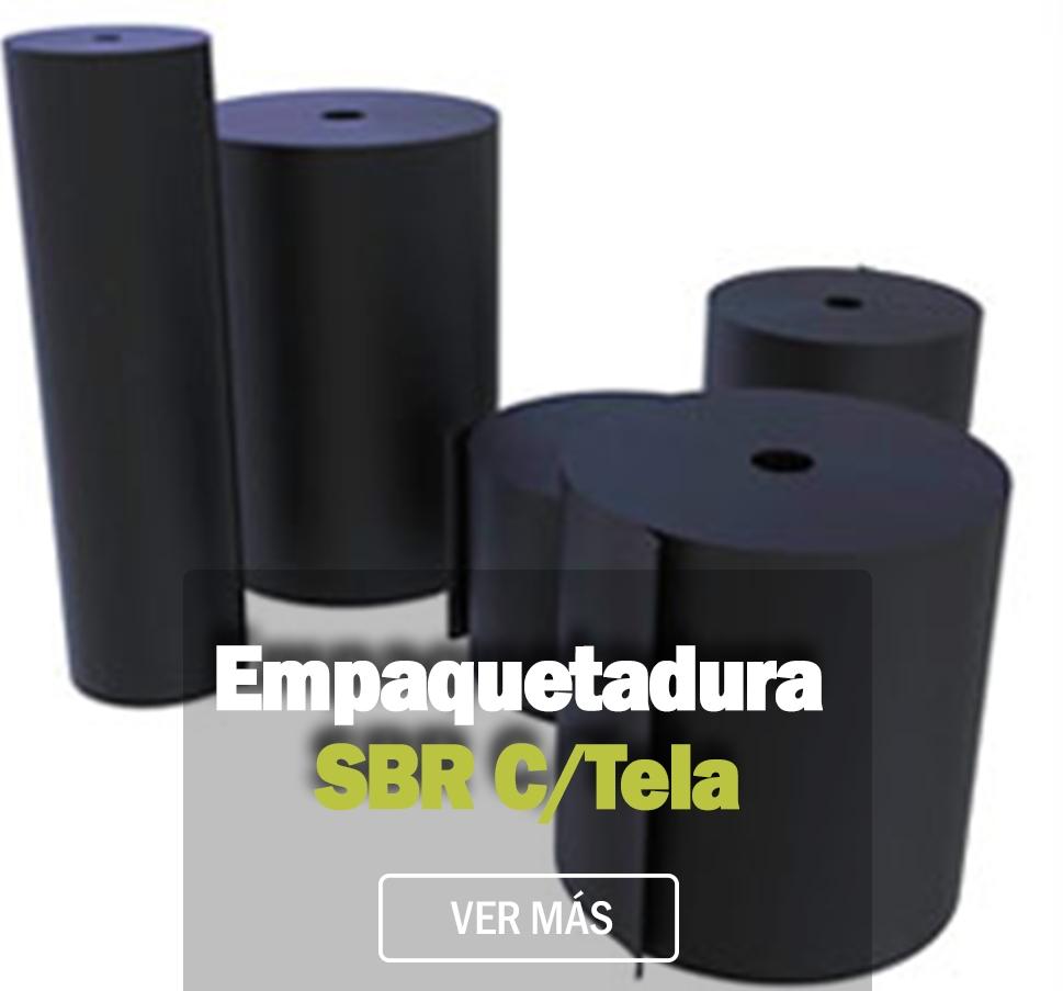 Empaquetadura SBR C-Tela