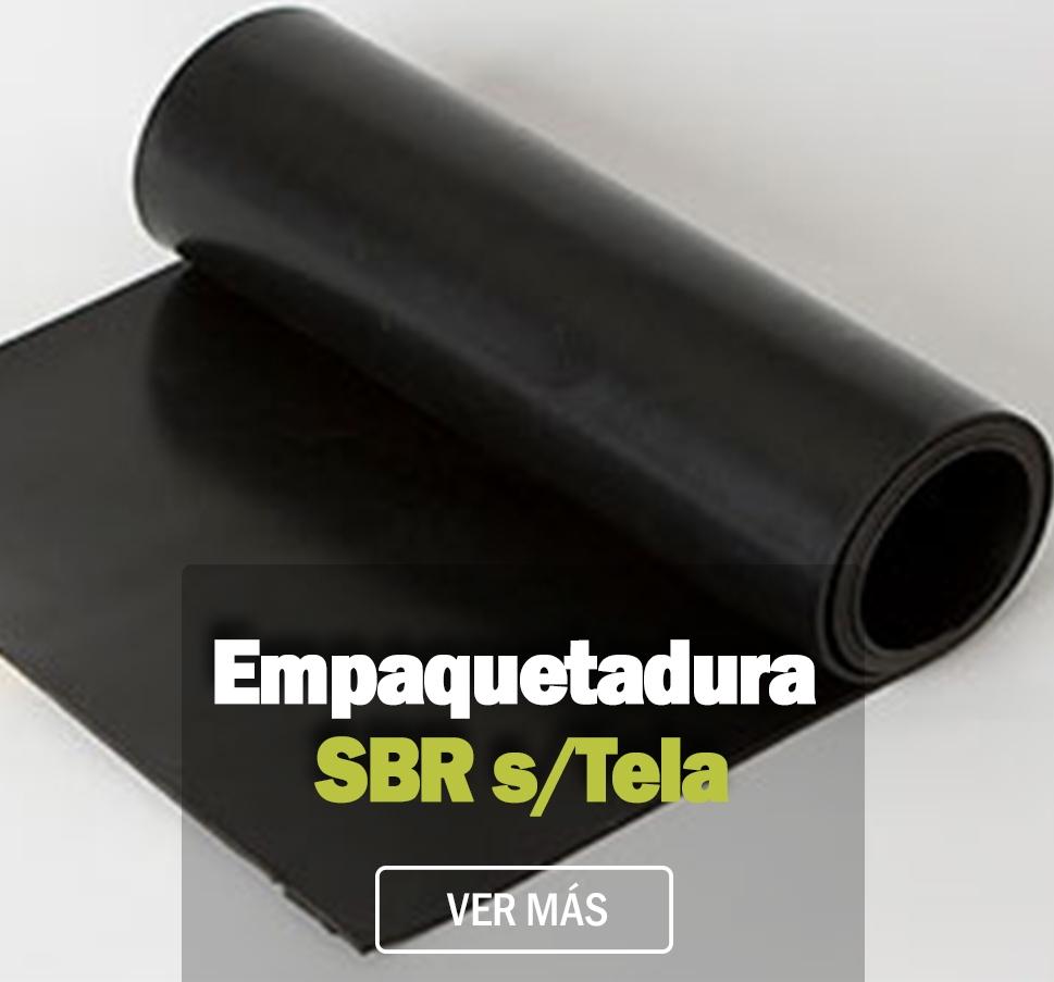 Empaquetadura SBR sTela