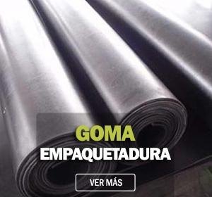 Goma Empaquetadura