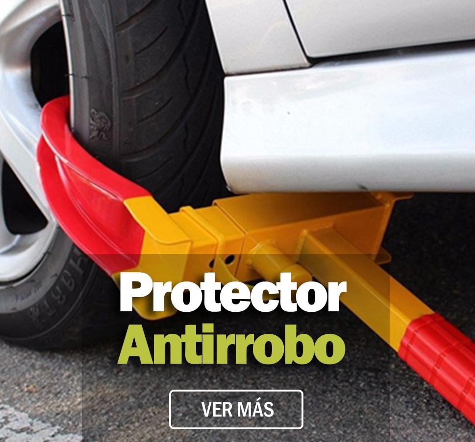 Protector Antirrobo Vehiculo