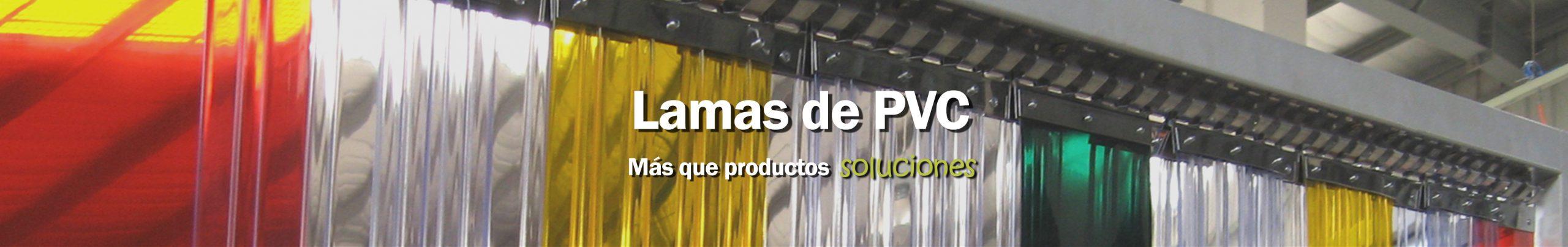Lamas de PVC