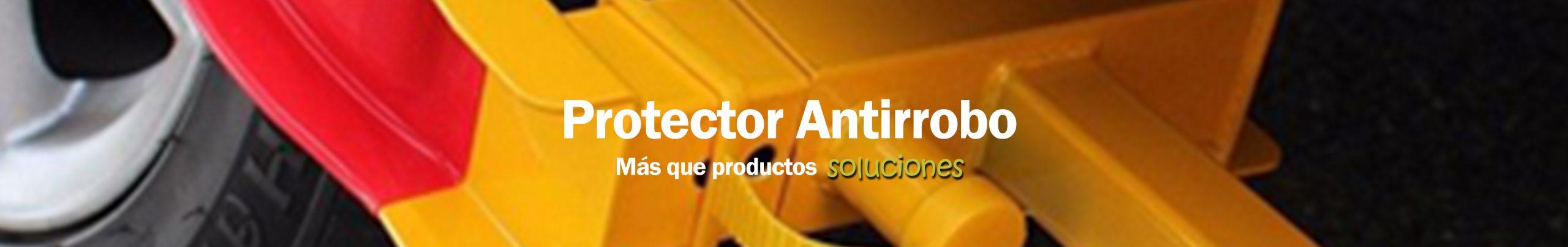 Protector antirrobo
