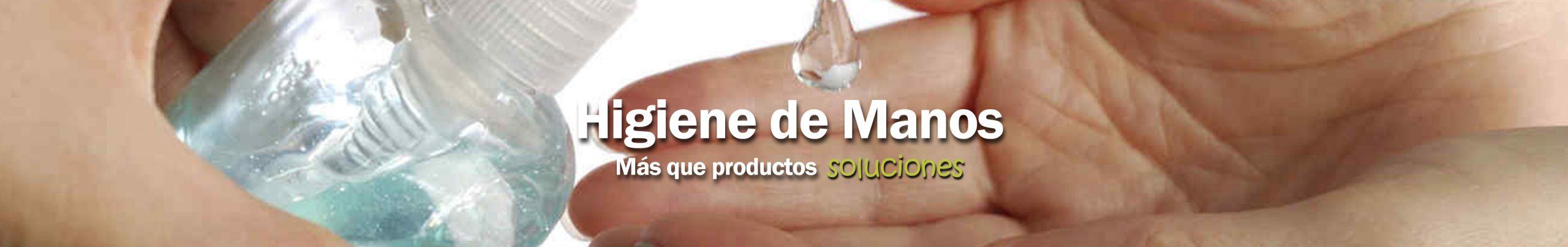 Higienen manos